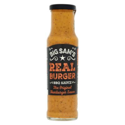 Big Sam's Real Burger BBQ Sauce