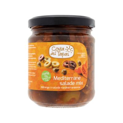 Costa del Tapas Mediterrane Salade Mix