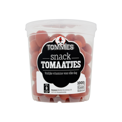 Tommies Snack Tomaatjes