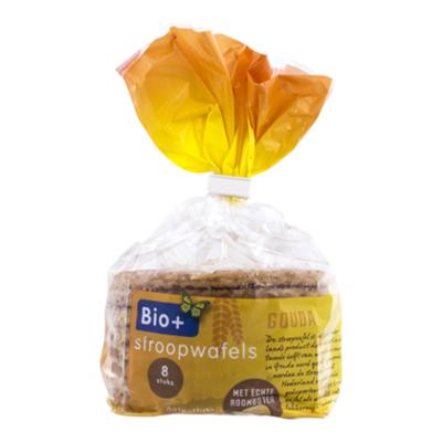 Bio+ Stroopwafels