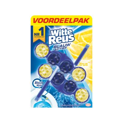 Witte Reus Blauw Actief Citrus Duo Pack