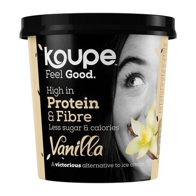 Koupe Proteïne ijs vanille