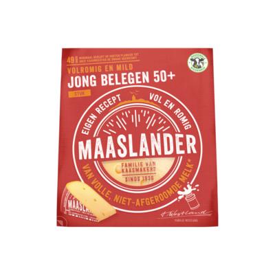Maaslander 50+ Jong Belegen Stukken