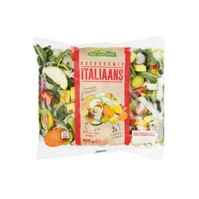 italiaanse roerbakgroenten