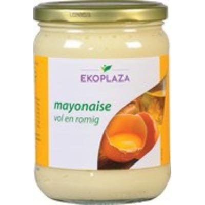 Mayonaise vol en romig