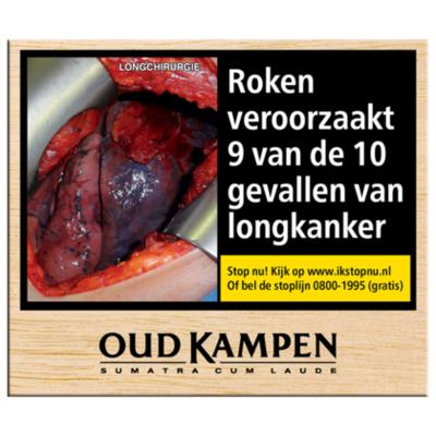 Oudkampen Sigaren la reina 25