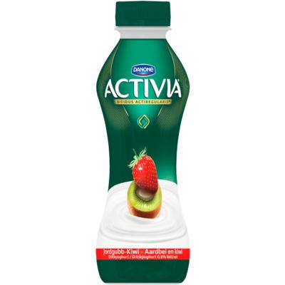 Activia Start aardbei kiwi