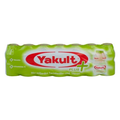 Yakult Drink plus 7 stuks