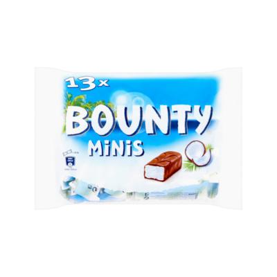 Bounty Minis 13 Stuks