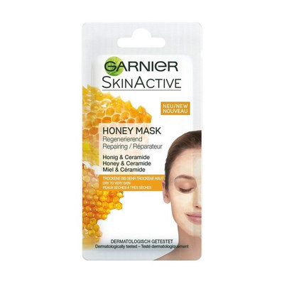 Garnier Skin Active Regenererend Honing Gezichtsmasker