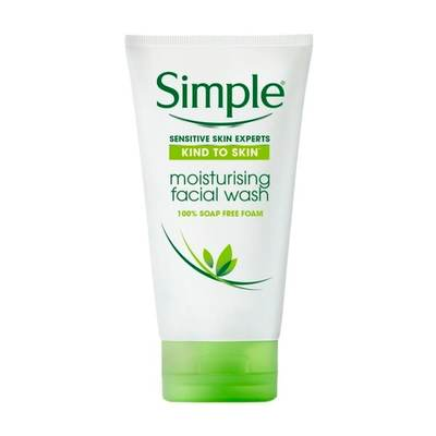 Simple Hydraterende Face Wash