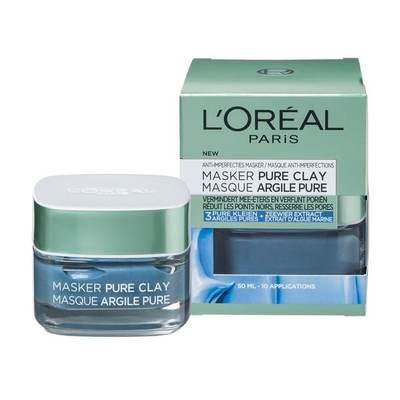 L'Oréal Paris Pure Clay Anti-Imperfecties Masker