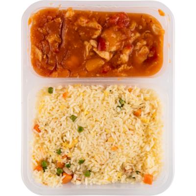 Padifood Kip sweet chili Kantonese rijst
