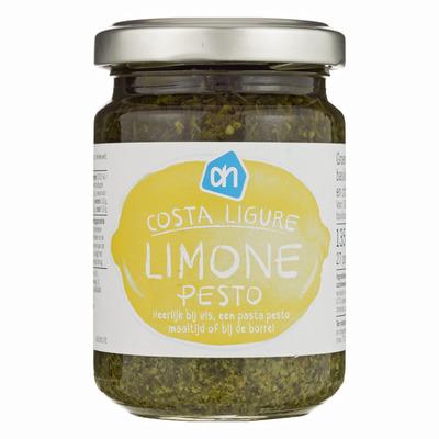 Huismerk Pesto limone