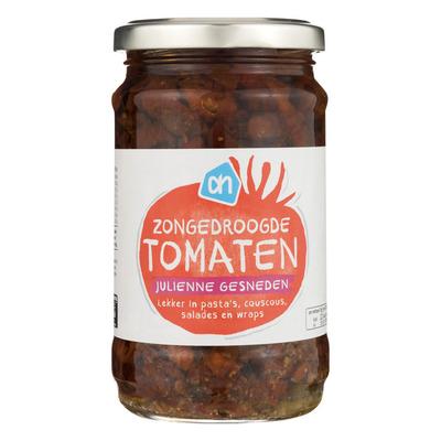 AH Zongedroogde tomaten julienne