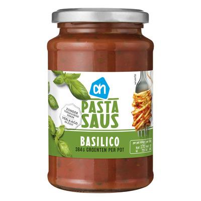 Huismerk Pastasaus basillico