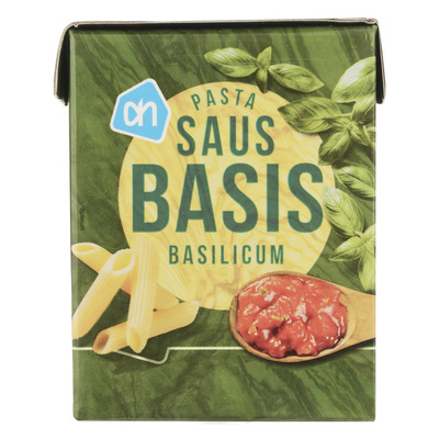 Huismerk Basis pastasaus basillicum
