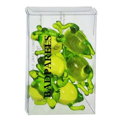 Jean Lasschuit Badparel kikker groen