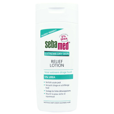 Sebamed Extreme dry urea relief lotion 5%