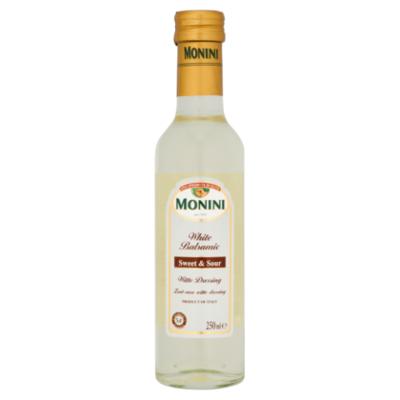 Monini Witte balsamico azijn