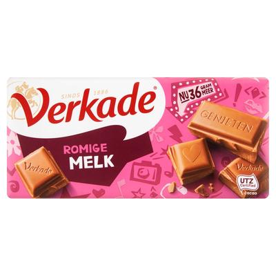 Verkade Romige Melk 111 g