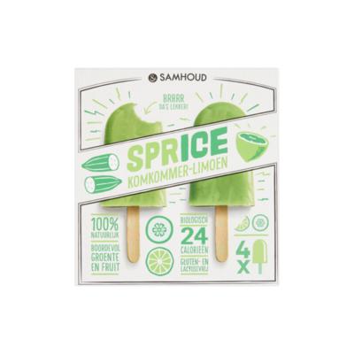 &samhoud SPRICE Komkommer-Limoen
