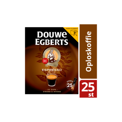 Douwe Egberts Espresso Strong & Intense