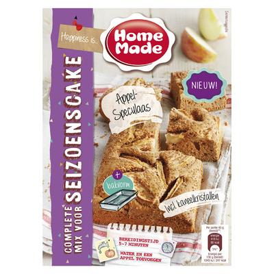 Homemade Mix voor seizoenscake appel-speculaas