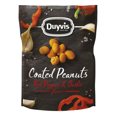 Duyvis Black red pepper & garlic