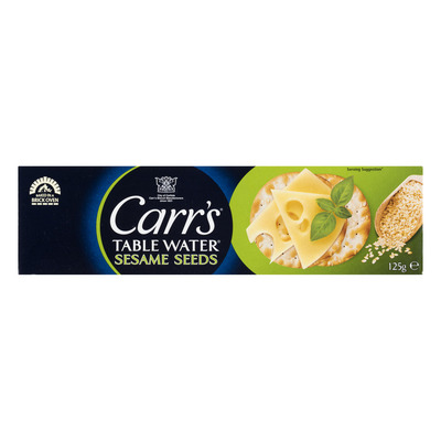 Carr's Table water sesam