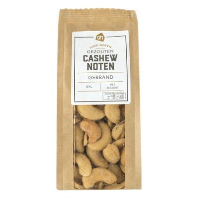 Huismerk Gezouten cashew noten xxl