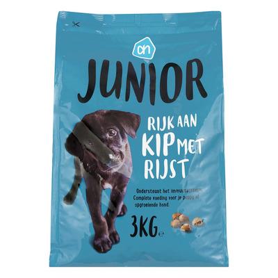 Huismerk Brok junior kip-rijst