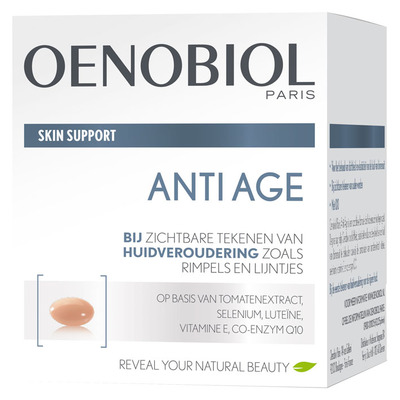 Oenobiol Voeddingssupplement anti age