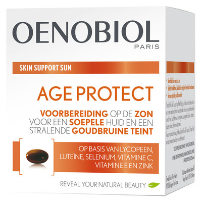 Oenobiol Voedingssuplement sun age protect