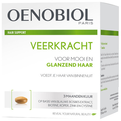 Oenobiol Voedingssupplement hair support