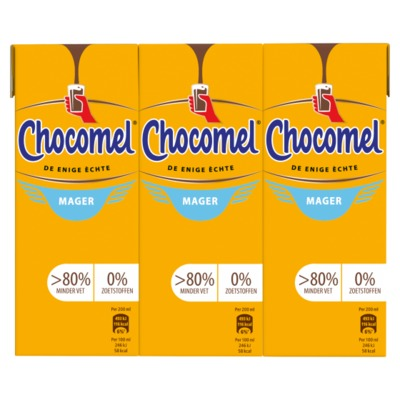 Chocomel mager 6-pack