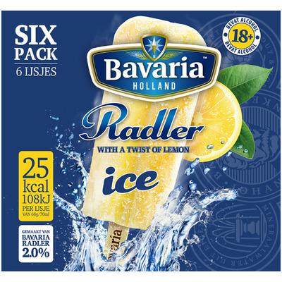 Bavaria Radler lemon ijs 2.0%