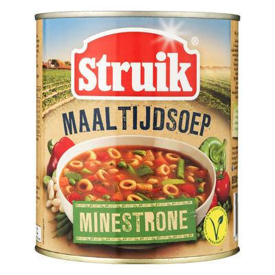 Struik Maaltijdsoep minestrone