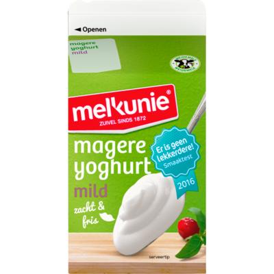 Melkunie Magere yoghurt mild