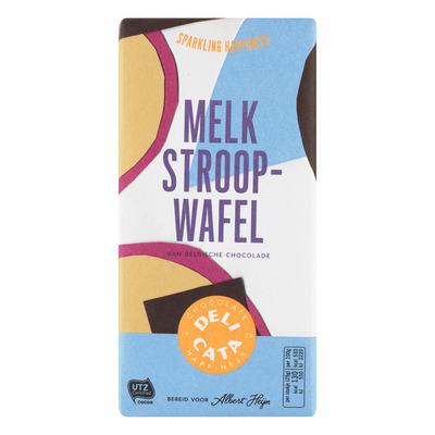 Huismerk Reep melk-stroopwafel