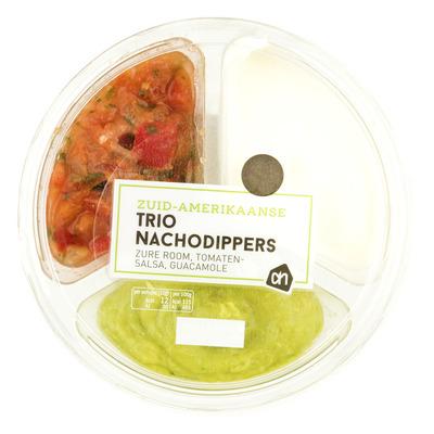 AH Trio van nachodippers