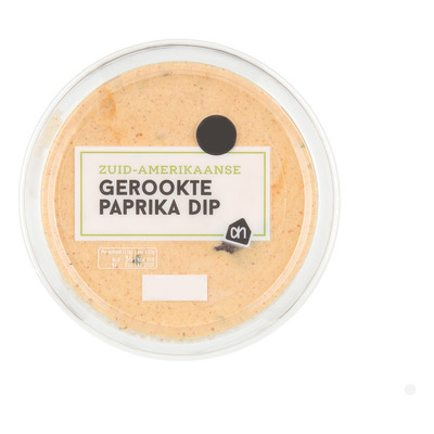 Huismerk Gerookte paprika dip