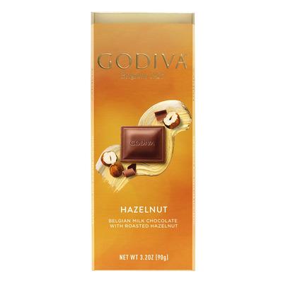 Godiva Tablet milk hazelnut
