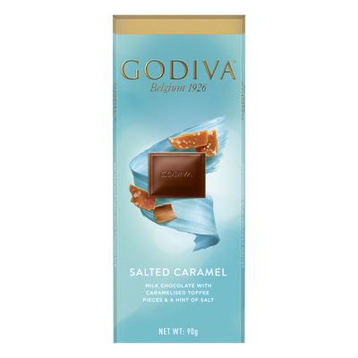 Godiva Tablet salted caramel