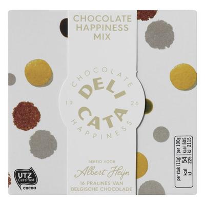 Huismerk Chocolate happiness mix