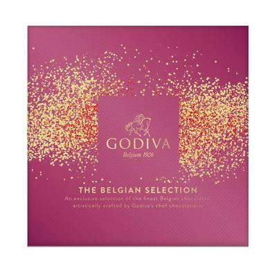 Godiva Box pralines