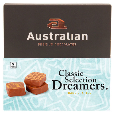 Australian 9-Pack classic selection dreamers