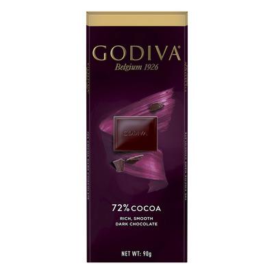Godiva Tablet dark 72%