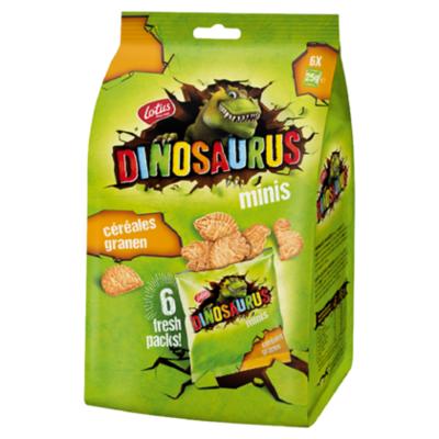 Lotus Dinosaurus original mini milk choco