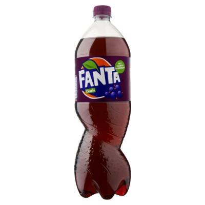 Fanta casis fles 1.5 liter